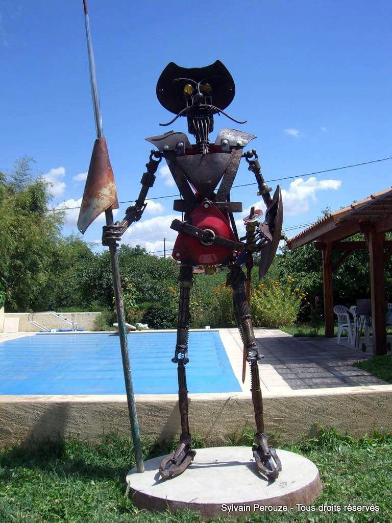 Don Quichotte – Sylvain Perouze